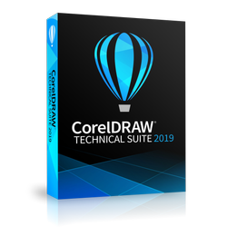 CorelDRAW Technical Suite 2019 Enterprise Upgrade License (includes 1 Year CorelSure Maintenance)(250+)